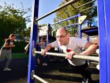 Inwoners Gouda willen graag meer fitnessapparatuur in de buitenlucht