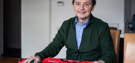 Voor Sponsor van de Eeuw is De Goffert zijn thuis: 'Ik hou van NEC, ik hou van Nijmegen'
