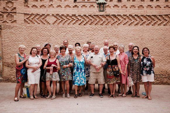 Hotel Romantiek - groepsfoto - deelnemers 2019 - Römantiek