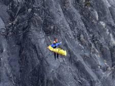 Reprise des recherches dans les Alpes