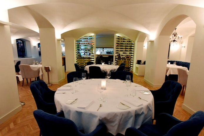 Restaurant Monarh. Foto Joris Buijs/PVE