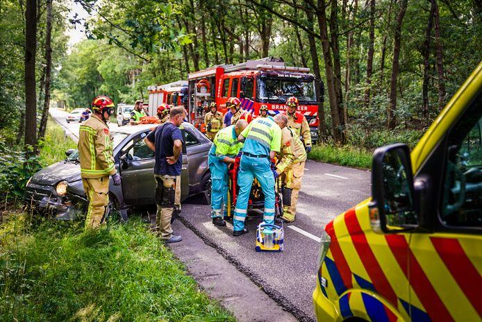Ernstig ongeval in Son en Breugel