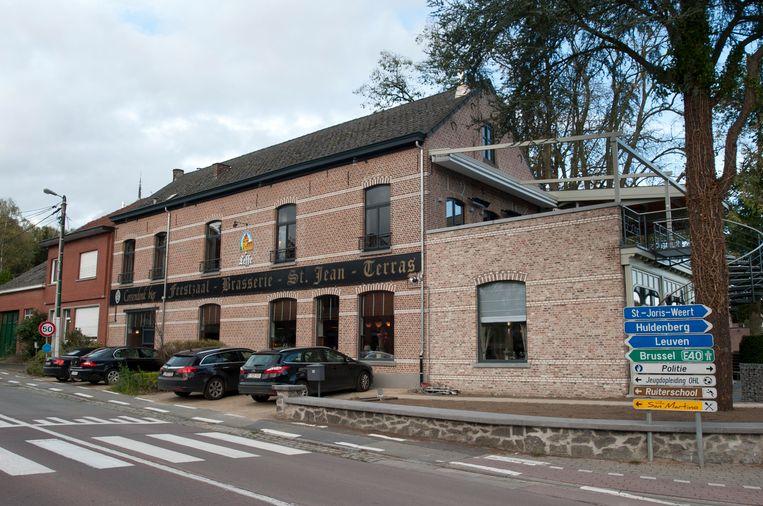 Brasserie St. Jean langs de Waversebaan in Oud-Heverlee kreeg al regelmatig inbrekers over de vloer.