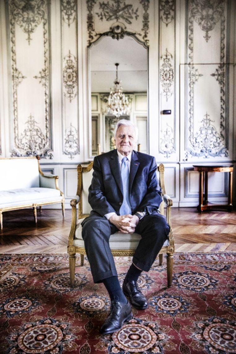 Jean-Claude Trichet besefte dat de centrale banken na de Lehman-val moesten ingrijpen Beeld Aurélie Geurts