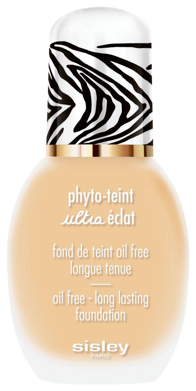 Sisley Phyto-Teint Ultra Éclat, in 14 tinten, € 73,50. Beeld null