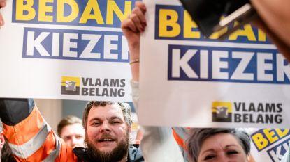 Overzicht van een bewogen verkiezingsdag: Vlaams Belang grote winnaar, Zweedse partijen likken wonden
