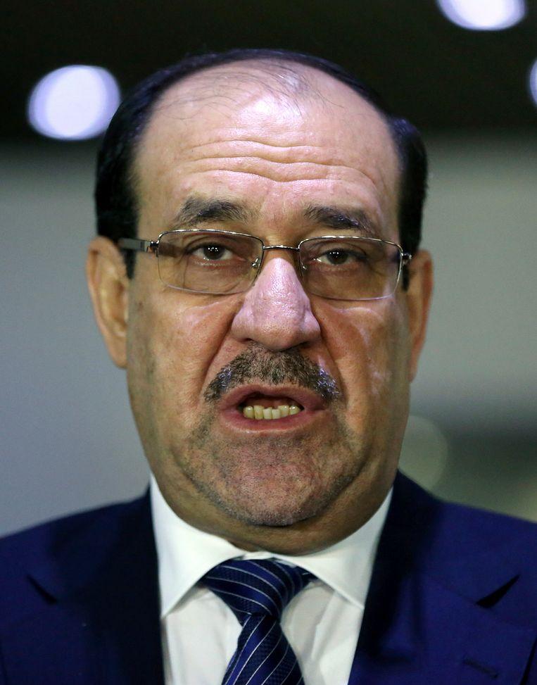 Nouri al-Maliki Beeld AP
