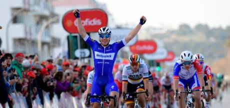 Jakobsen wint sprint in eerste etappe Ronde van de Algarve