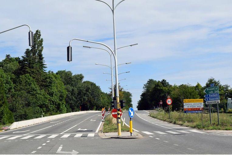 Onderhoudswerken Expresweg in Oud-Heverlee
