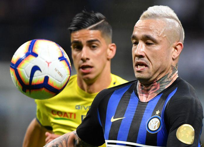 Radja Nainggolan kostte Inter vorig seizoen 38 miljoen euro.