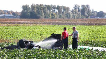 Piloot sterft bij crash elektrisch vliegtuig in Groningen