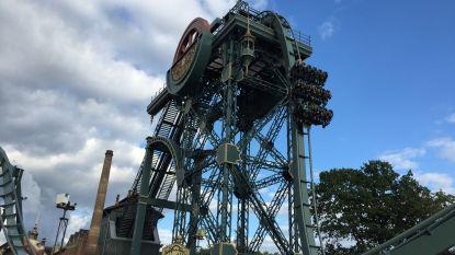 Mensen zitten twintig minuten vast in achtbaan 'Baron 1898' in Efteling