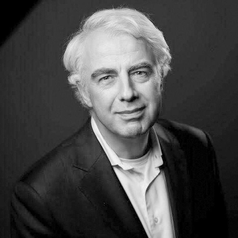 Matthias Smalbrugge is hoogleraar religie en theologie aan de Vrije Universiteit. Beeld -