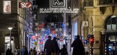 Feestlichtjes ophangen in de stad? Dat moet je straks gaan melden
