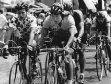 Heleen Hage uit Arnhem won vier etappes en werd tweede in de Tour Féminine 1984; voorloper van La Course