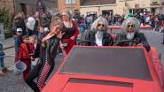 53ste carnavalsstoet trekt door Merelbeke: van chique slee met Jean-Pierre Van Rossem tot BOBslee op Munte Berg