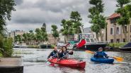 """Nieuwe peddelroute Waasland is troef voor lokaal watertoerisme: """"Eén van de enige peddellussen in Vlaanderen"""""""