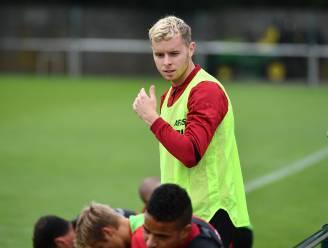 """Victor Wernersson, de nieuwe 'Viking' van KV Mechelen: """"Het niveau ligt hier hoger dan in Zweden"""""""