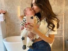 Nabilla dévoile le visage de son fils pour la première fois