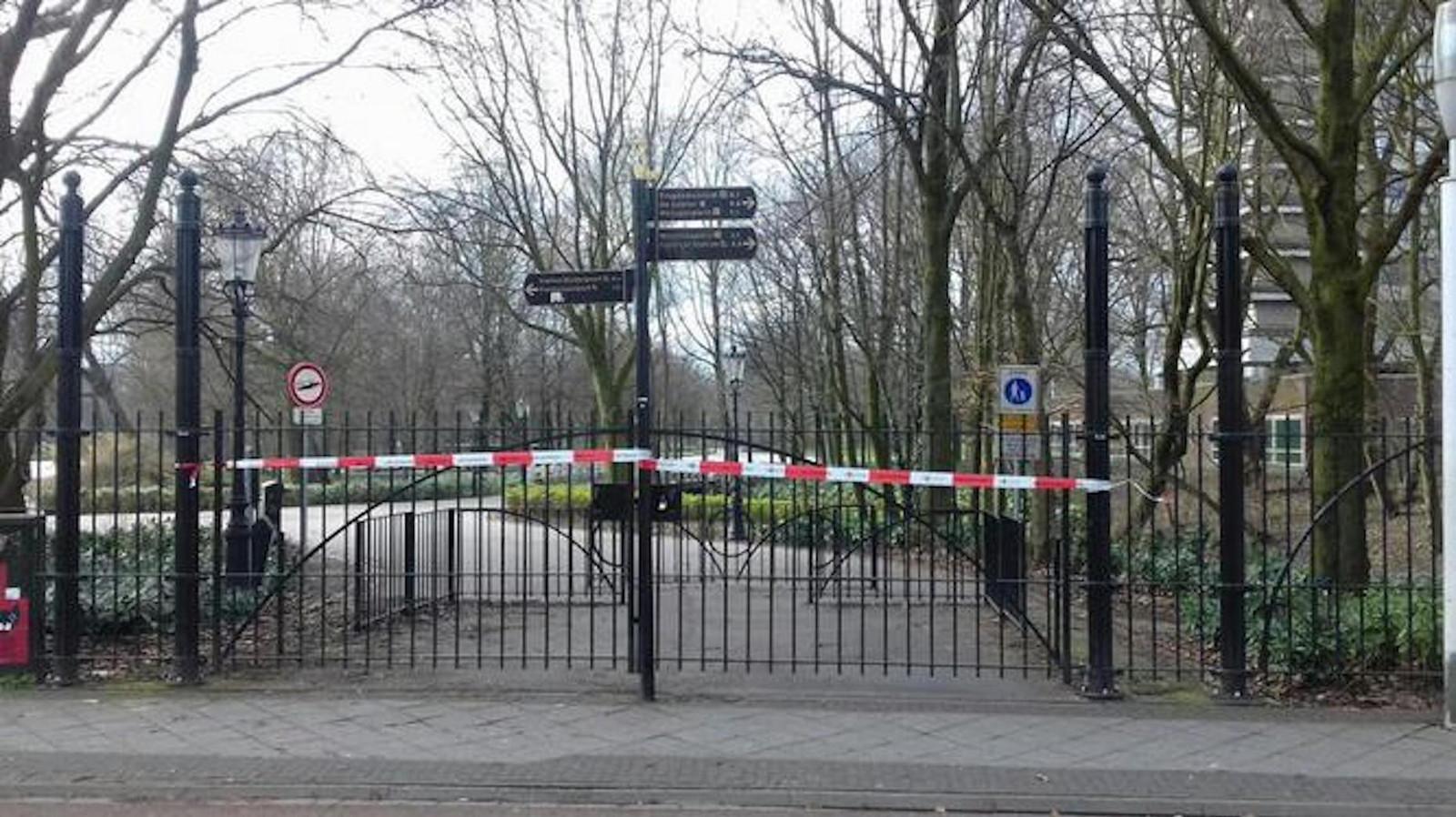De 33-jarige Pool Jan Majdanski werd in het Oosterpark neergestoken.