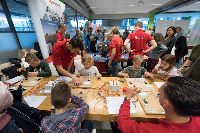 De Techniekdag in Nijmegen.