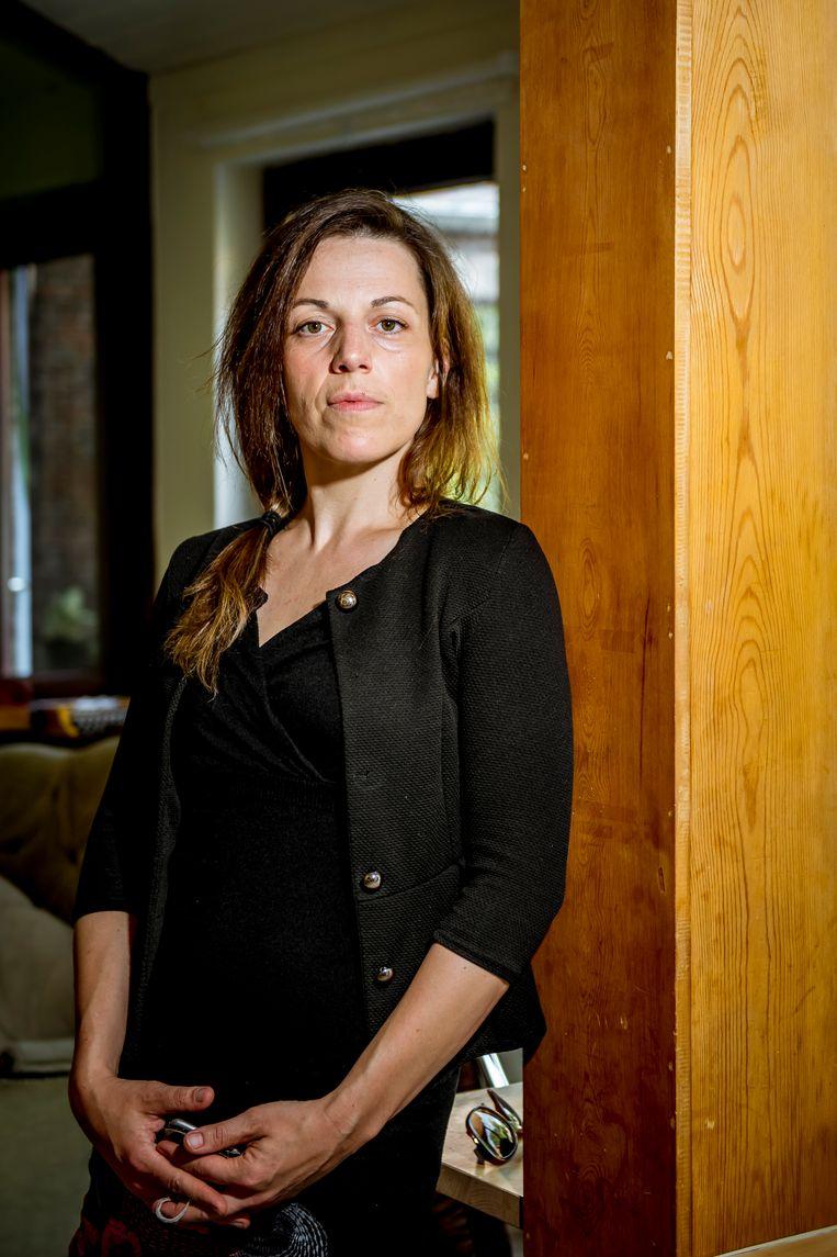 Criminologe Elke Van Hellemont