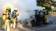 BMW brandt volledig uit op E313