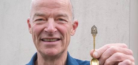 Sjaaks gouden koffielepeltje is hem dierbaar: 'Niemand anders mag eraan komen'