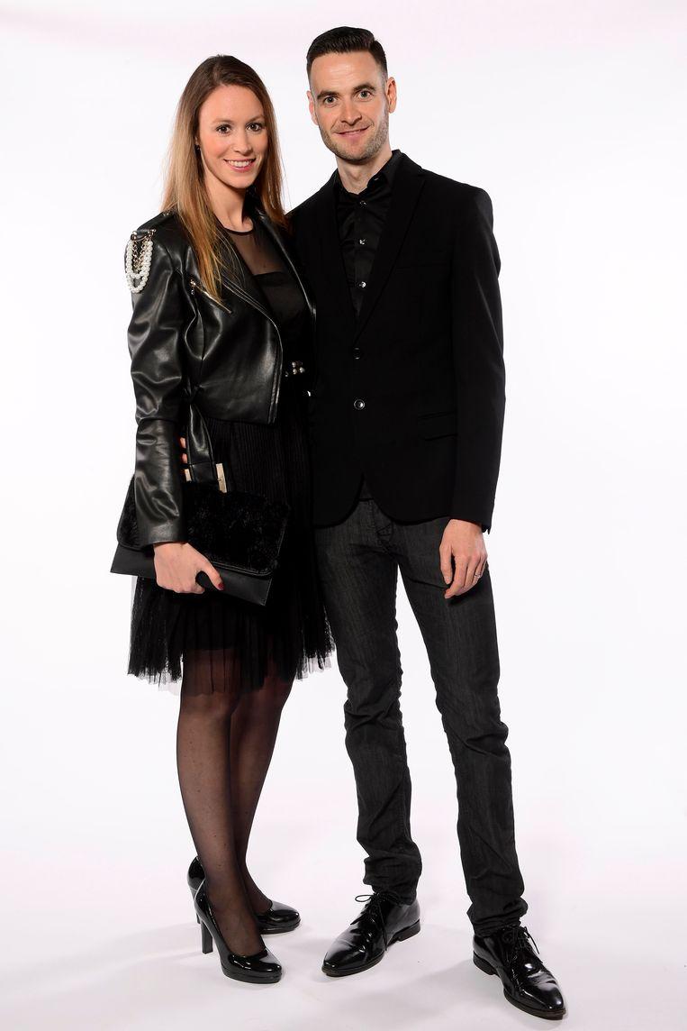 Pieter Serry & Wendy Vyncke.
