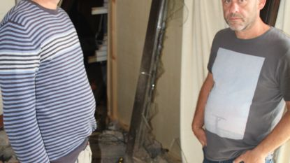22-jarige knalt met BMW living binnen: enorme ravage en huis onbewoonbaar verklaard