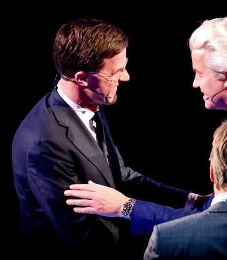 Rutte: grootste fout was samenwerken met PVV