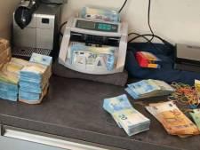 Cocaïne en 270.000 euro cash aangetroffen in woning die 'te koop' staat