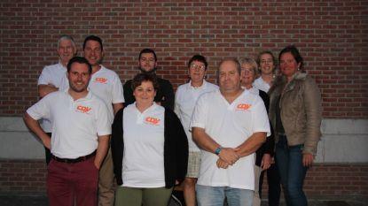 CD&V Berlare trekt met sterk vernieuwde lijst naar de kiezer