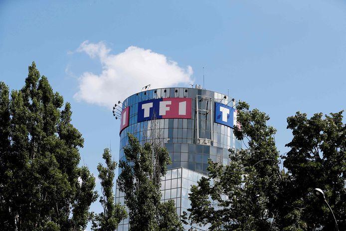 Le siège de TF1 à Paris.