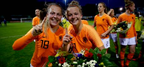 Droomstart voor Oranje onder 19 op EK: 5-0 winst op Noorwegen