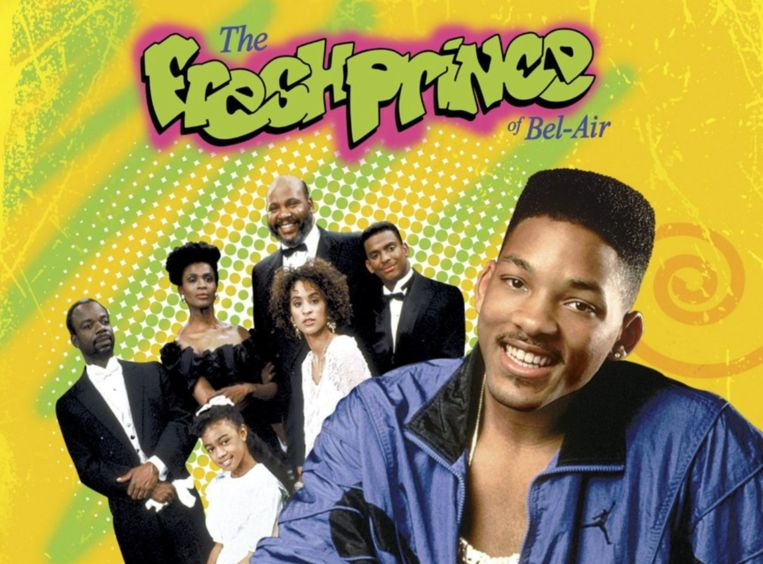 The Fresh Prince Of Bel-Air.