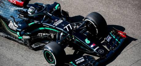Bottas, le plus rapide de la première séance d'essais libres du GP de Toscane