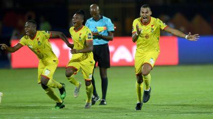 Football Talk (05/07). Benin schakelt Marokko uit in Africa Cup - Atlético boos op Barcelona - Promotie voor ref Lawrence Visser