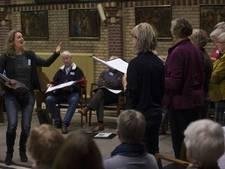 Op ontdekkingsreis met nieuwe dirigente Bachkoor