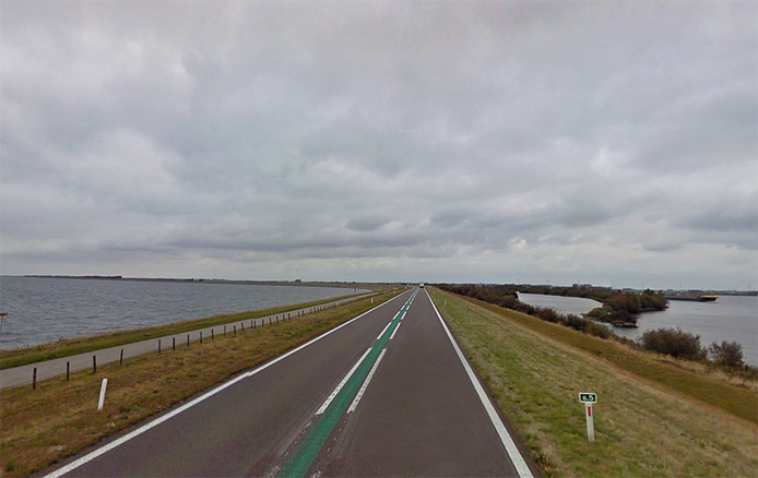 De Oesterdam (N659).