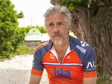 Leopold Witte fietst Mont Ventoux op voor ALS-patiënt die zijn Dokter Deen-personage inspireerde