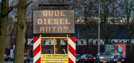 Politieke partijen willen milieuzone in Nijmegen weren: 'Een veel te zware ingreep'