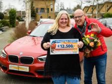 Nijkerkers winnen 62.500 euro bij Postcode Loterij