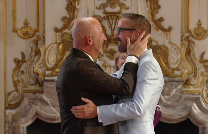 Een happily ever after voor Peter en Paul.