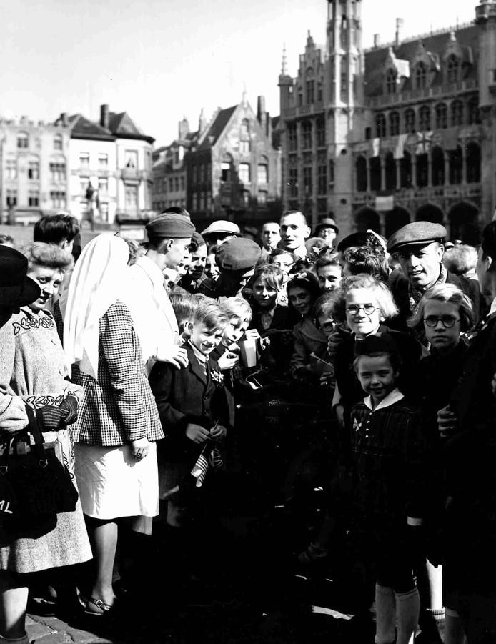 Bevrijding van Brugge.