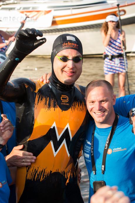 Opbrengst zwemtocht stijgt naar 5,1 miljoen