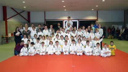 Jonge judoka's tonen ouders hun talent