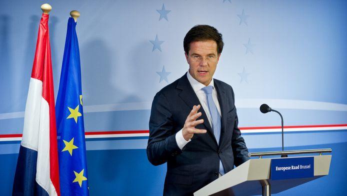 Nederland moet het begrotingstekort in 2013 in orde hebben. © ANP