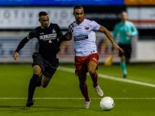 Mekkaoui schiet Kozakken Boys met wereldgoal in extra tijd naar KNVB-beker