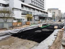 Eindhoven werkt aan waterberging onder Vestdijk